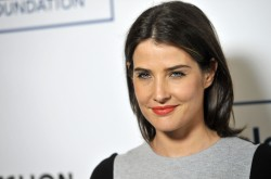 Cobie Smulders - Cool Comedy's Hot Cuisine Benefit in Beverly Hills 4/30/13