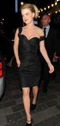 Alice Eve - 'Star Trek Into Darkness' UK premiere after party in London 5/2/13