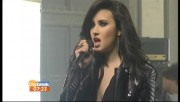 Demi Lovato - Daybreak Behind The Scenes Of Heart Attack 6th May 2013