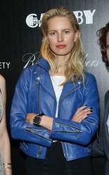 Karolina Kurkova - The Cinema Society's screening of 'The Great Gatsby' in NYC 5/7/13