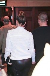 Jennifer Lopez - at The Music Box Theatre in NYC 5/7/13