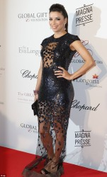 Eva Longoria - 2013 Global Gift Gala in Paris 5/13/13