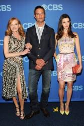 Marg Helgenberger - 2013 CBS Upfront Presentation in NYC 5/15/13