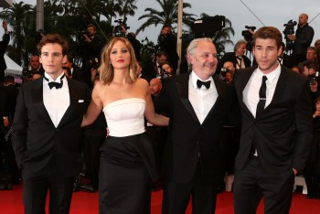 Jennifer Lawrence Jimmy P Premiere at the 66th Cannes Film Festival 19