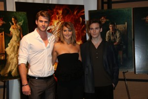 Jennifer Lawrence The Hunger Games Catching Fire Photocall 39