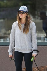 Jessica Biel - out in NYC 5/23/13