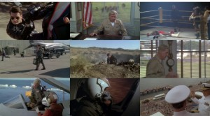 Download Hot Shots! (1991) BluRay 1080p 5.1CH x264 Ganool