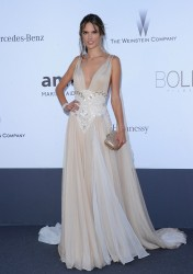 Alessandra Ambrosio - amfAR's 20th Annual Cinema Against AIDS Event in France