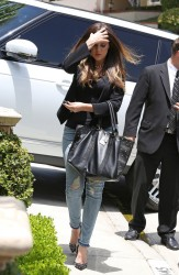 Khloe Kardashian - Out in LA 5/24/13