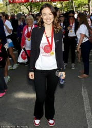 Olivia Wilde - 20th EIF Revlon Run/Walk For Women in LA 5/11/13