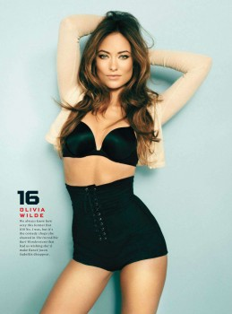 Olivia Wilde 'Maxim Hot 100' 2013 Edition (HQ)