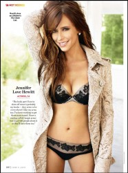 Jennifer Love Hewitt in Us Weekly Magazine's Hottest Bodies of 2013 Issue