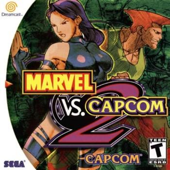 [DC] Marvel vs Capcom 2