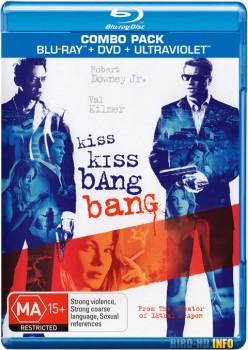 Kiss Kiss Bang Bang 2005 m720p BluRay x264-BiRD