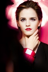 Emma Watson in a New Pic For Lancôme Gloss In Love