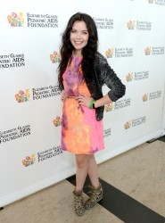 Grace Phipps - Elizabeth Glaser Pediatric AIDS Foundation's 24th A Time For Heroes in LA 6/2/13