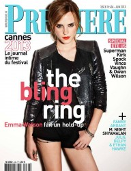 Emma Watson in Premiere Magazine - June 2013, ADDS