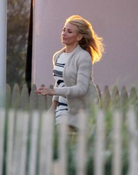 Cameron Diaz - on the set of 'The Other Woman' in NYC 6/5/13