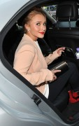 Hayden Panettiere leaving the Dorchester Hotel in London 6/6/13
