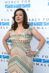 Jennifer Tilly - Mercy For Animals fundraiser in LA 6/8/13