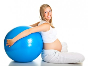 Ibu hamil olahraga - Ist