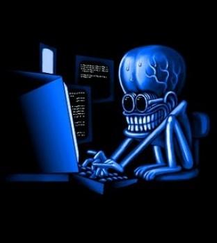 Ilustrasi hacker - Ist