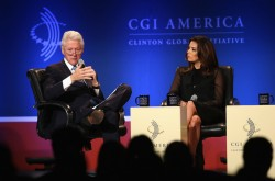 Eva Longoria - Clinton Global Initiative in Chicago 6/13/13