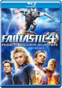 Fantastic 4: Rise of the Silver Surfer 2007 m720p BluRay x264-BiRD