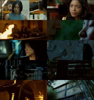 Ninja zabójca / Ninja Assassin (2009) PL.DVDRip.XviD.AC3-TWiX | Lektor PL