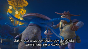 Przyjaciele: Przygoda na Wyspie Potworów / Friends: Mononokeshima no Naki (2011) PLSUBBED.DVDRip.XviD-GHW / Napisy PL