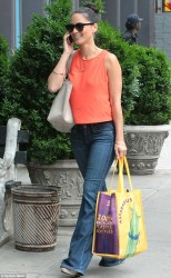Olivia Munn - out in NY 6/16/13