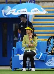 Ana Ivanovic - AEGON International Day 3 in Eastbourne 6/17/13
