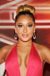 Adrienne Bailon - The 40/40 Club 10 Year Anniversary Party in NY 6/17/13