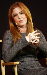 Isla Fisher - 'Now You See Me' Q&A at the Apple Store in London 6/19/13