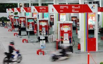 Harga BBM naik esok hari / Tribunnews