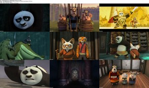 Download Kung Fu Panda Good Croc Bad Croc (2013) DVDRip 700MB