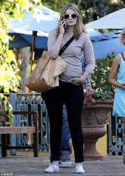 Mischa Barton - out in Calabasas 6/21/13