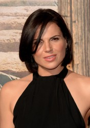 Lana Parrilla - 'The Lone Ranger' premiere in Anaheim 6/22/13