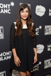 Hannah Simone - 3rd Annual 24 Hr Plays in LA 6/22/13