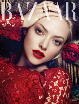 Amanda Seyfried 2013 Harper's Bazaar