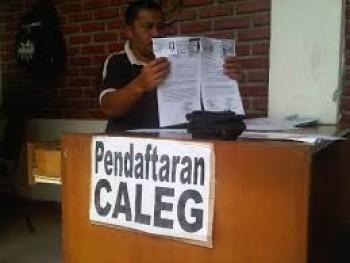pendaftaran caleg