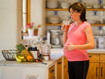 Megonsumsi jus setiap hari saat hamil - Ist