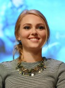 AnnaSophia Robb - Meet The Filmmakers of The Way Way Back event in NYC 6/28/13