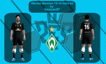 PES 2013 Werder Bermen