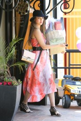 Jessica Alba - out in West Hollywood 6/29/13