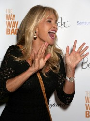 Christie Brinkley - 'The Way, Way Back' Hamptons screening in NY 6/29/13