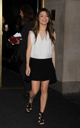 Miranda Cosgrove - at the Today show in NYC 7/1/13