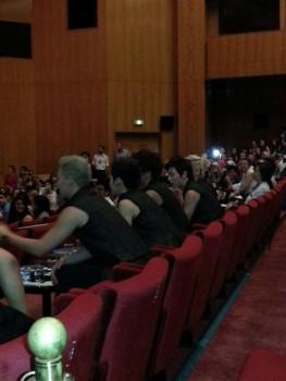 [PICS] 130629 NU'EST entrevista + mini show na Turquia (Turkey) 66028a263501385