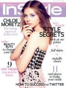 Chloe Moretz - InStyle magazine August 2013