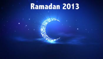 Ramadan 1434 H - Ist.